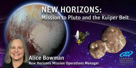 New Horizons: Mission to Pluto & the Kuiper Belt tickets