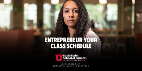 Info Session: Study Entrepreneurship at the U (Free Pizza & Drinks!) tickets