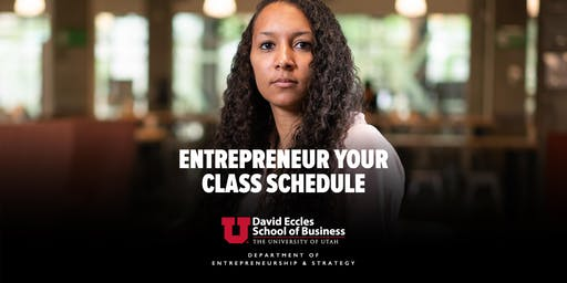 Info Session: Study Entrepreneurship at the U (Free Pizza & Drinks!)
