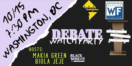 Presidential Debate Watch Party - For Black Womxn tickets