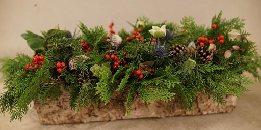 Winter Whimsy Centrepiece $50 (+ tax)