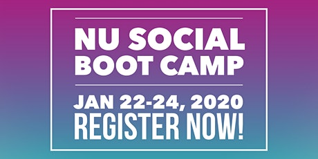 Nu Social Boot Camp tickets