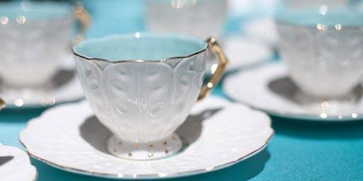 Strength thru Stillness Presents Tea with Tiffany