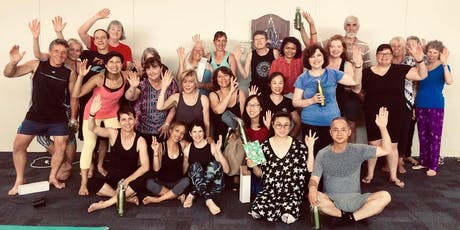 2019 Christmas Yoga Party (Melbourne) with Rita Madou tickets