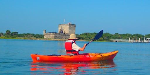 Fort Matanzas Kayak Trip