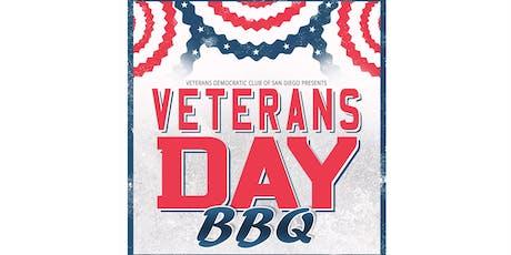 Veterans Day BBQ! tickets