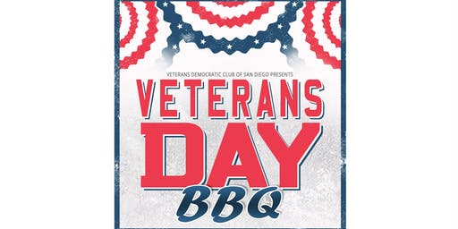 Veterans Day BBQ!