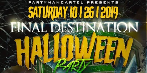 Final Destination Halloween Party (MSU EDITION)