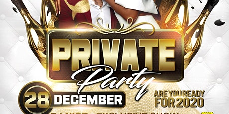 PRIVATE PARTY tickets