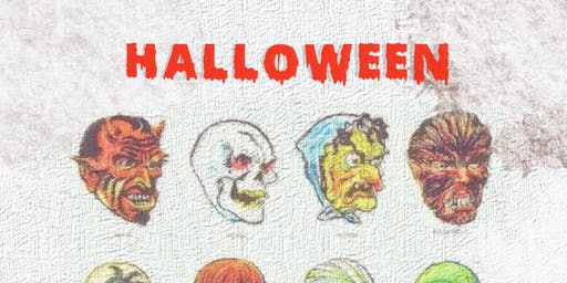 Color Sessions: Halloween