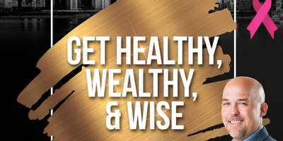Chicago Healthy Wealthy Wise Business Mixer with Special Guest Mark Bennett