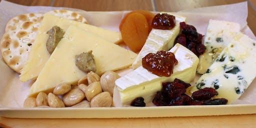 DIY Cheese Board Workshop