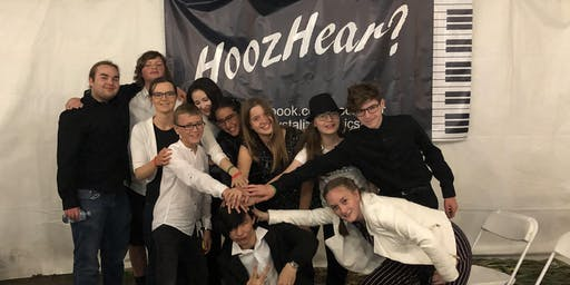 HoozHear? Hallowee'en Dance and Concert