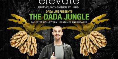 Dada Life at Elevate Nightclub NYC Friday 11/1