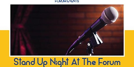 Stand Up Night at The Forum tickets