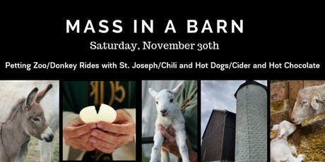 Mass in A Barn tickets