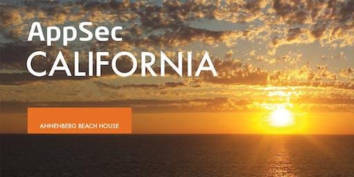 AppSec California 2020