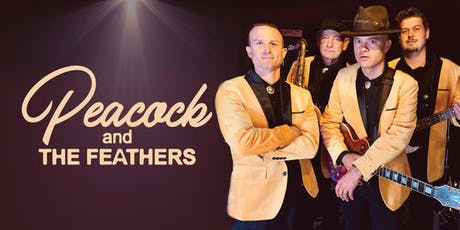 PEACOCK & THE FEATHERS tickets