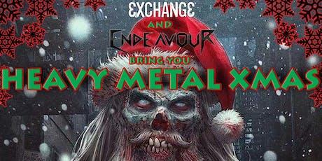 Heavy Metal Xmas tickets