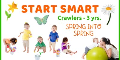 Start Smart at GymKix   Spring into Spring Session