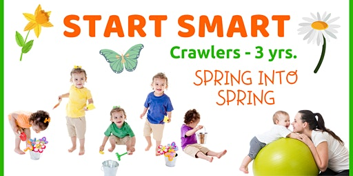 Start Smart at GymKix | Spring into Spring Session