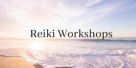 Reiki Level Three Masters tickets