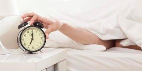 Ce n'est pas le temps de ''snoozer'' quand la fatigue s'en mêle billets