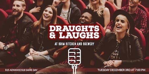 Draughts and Laughs at Brim