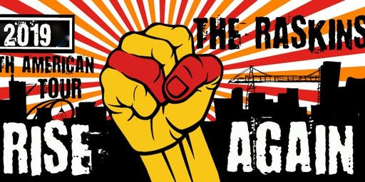 """9pm - The Raskins """"Rise Again"""" Tour.  With  Silas Fermoy."""
