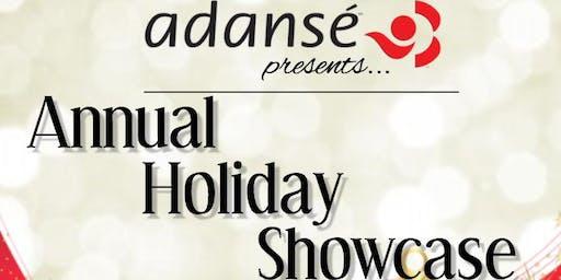 Adanse's Holiday Showcase