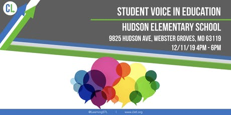 Student Voice in Education tickets