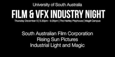 2019 UniSA Film and VFX Industry Night tickets