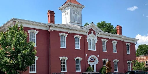 Lynchburg Historical Ghost Tours (Friday Tours)