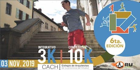 10K del Urbanismo - 6ta. Edición entradas