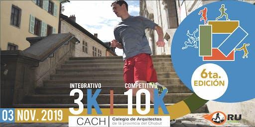 10K del Urbanismo - 6ta. Edición
