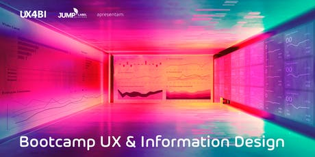 Bootcamp UX & Information Design ingressos