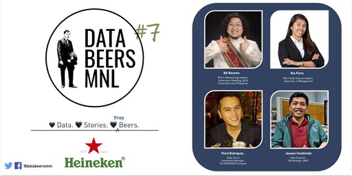 DataBeers MNL #7