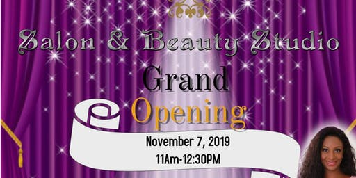Elite Beauty Grand Opening featuring DiamondAfex Hair Showcase
