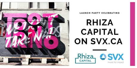 Rhiza Capital's Launch on the SVX! tickets