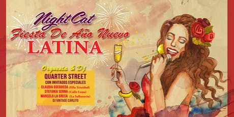 Night Cat Latin New Year Party! tickets