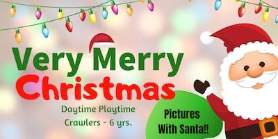 Very Merry Christmas | Daytime Playtime | Crawlers - 6 yrs.