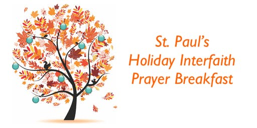 St. Paul's Senior Services Holiday Prayer Breakfast