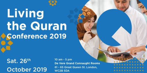 Living the Quran conference 2019