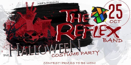Annual Halloween Costume Party with The Reflex