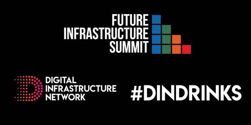 #DINdrinks Melbourne at the Future Infrastructure Summit