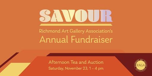 Savour: High Tea and Auction