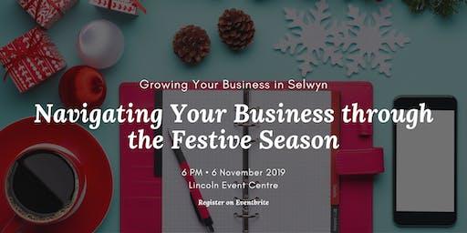 Navigating Your Business through the Festive Season