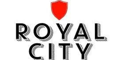 Meet the Brewer Series Vol. 2: Royal City Brewing tickets