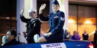82nd Armed Forces Moonlight Parade