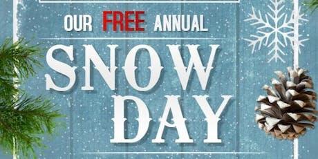 HOMESCHOOL SNOW DAY!!!   FREE!!! tickets